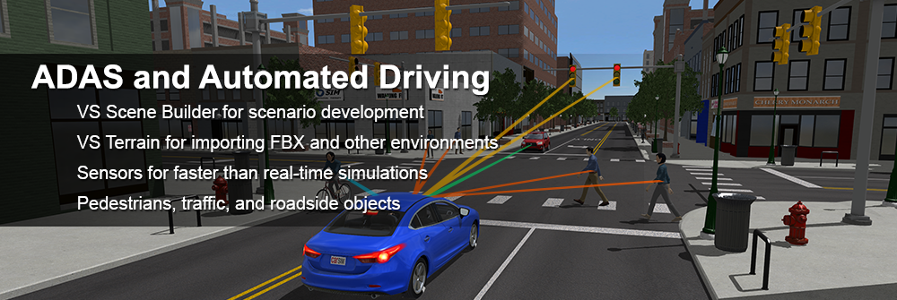 ADAS and Automated Vehicle Development