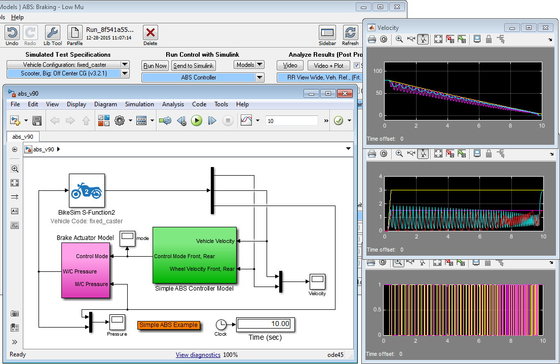Bikesim Overview Download Matlab Tutorial Digital Circuit Analysis And Design With