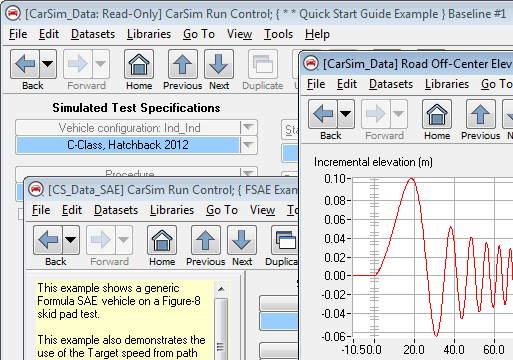 VS GUI, Database, and Documentation